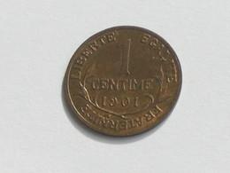 1 Centime  Dupuis 1901  **** EN ACHAT IMMEDIAT **** - France