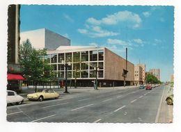 Allemagne--BERLIN--1967--Deutsch Oper (voitures Citroen DS)--timbre Et Cachet - Bus & Autocars