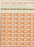 1940-SENEGAL-P.A.-50  CPL.SETS- 250 VAL.-M.N.H.-LUXE ! - Senegal (1887-1944)