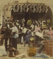 Stéréo 1860-70 Attribuée à Alfred Silvester . La Fabrication Des Vues Stéréoscopiques !!! - Stereoscopic