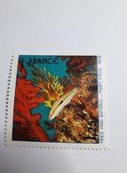 "Timbre France YT 2005 "" Parc National De Port-cros "" 1978 Neuf - France"