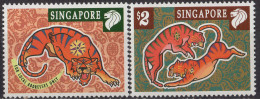 SINGAPOUR - Année Du Tigre - Singapore (1959-...)