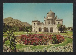 Afghanistan Picture Postcard King Abdul Rahman Khan Tomb Kabul View Card - Afghanistan