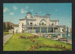 Afghanistan Picture Postcard Bach-e-Bala Kabul View Card - Afghanistan