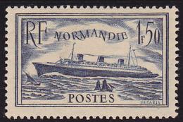 V/Verso ** N° 299 Neuf ** 1935 - - France
