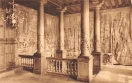 Château De GAESBEEK Lez-BRUXELLES - La Salle Des Archives - Escalier Dit De Hornes. - Lennik