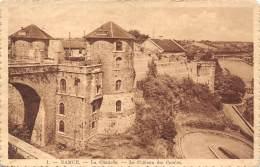 NAMUR - La Citadelle - Le Château Des Comtes - Namur