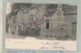 CPA 60  MONTATAIRE   LES TUFS  En 1902  M 2018 487 - Montataire