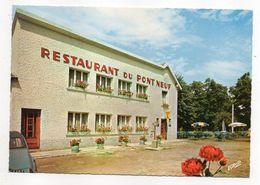 MITTERSHEIM--Hôtel-Restaurant Du Pont Neuf ---carte Publicitaire - France