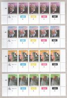 Transkei Blocks Of MNH Stamps From 1982 Medical Scientists - Transkei