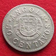 Angola  50 Centavos 1922 - Angola