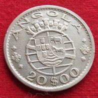 Angola  20 Escudos 1952 - Angola
