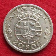 Angola  20 Escudos 1955  #1 - Angola