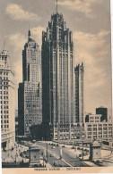 Illinois Chicago The Tribune Tower Curteich - Chicago