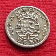 Angola  2.50 Escudo 1967 Wºº - Angola