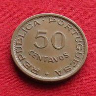 Angola  50 Centavos 1961 Wºº - Angola