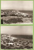 Praia Da Salema - 2 REAL PHOTOS - Vista Da Praia. Vila Do Bispo. Faro. - Faro