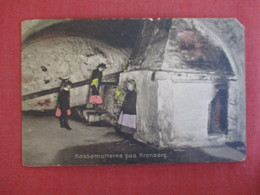 Kassematterne Paa Kronboorg  Denmark Ref  2884 - Denmark