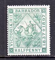 BARBADOS 82  * - Barbados (...-1966)