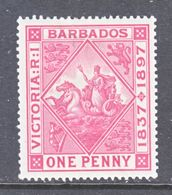 BARBADOS 83  * - Barbados (...-1966)