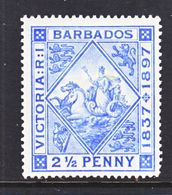 BARBADOS 84  * - Barbados (...-1966)