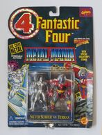 Figurine : Fantastic Four SilverSurfer Vs Terrax ( Die Cast ) ToyBiz - Figurines