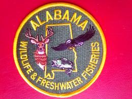 Alabama Wildlife - Police