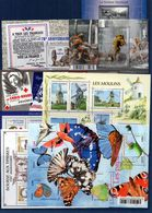 2010**- ANNEE COMPLETE +Carnets- (190 Timbres)Manque4435.4497.4504.4512.4527 - 2010-....