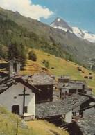 LA FORCLA D'EVOLENE...CPM - Suisse