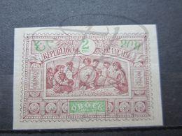 VEND BEAU TIMBRE D ' OBOCK N° 48 , X !!! - Obock (1892-1899)