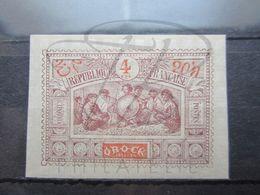 VEND BEAU TIMBRE D ' OBOCK N° 49 , X !!! - Obock (1892-1899)