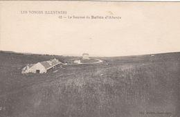 Cp , 68 , BALLON D'ALSACE , Le Sommet - France