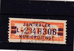 DDR, Dienst: ZKD Nr..23-L, Gest. (T 2863) - DDR