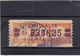 DDR, Dienst: ZKD Nr..23-J, Gest. (T 2867) - [6] Repubblica Democratica