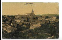 Laurac Vivarais Vue Génerale  - Près De Largentiere Et Vallon Pont D'Arc - CPA Ardèche - Largentiere