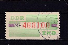 DDR, Dienst: ZKD Nr..24-M, Ungültig  Gest. (T 2881) - [6] Repubblica Democratica