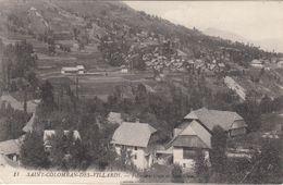 Cp , 73 , SAINT-COLOMBAN-des-VILLARDS , Le Villard-Martinan Et Nantchenu - Otros Municipios