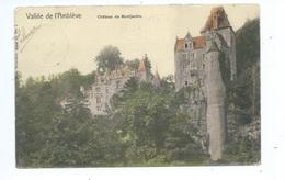 SOUGNÈ-REMOUCHAMPS - Château De Montjardin - Vallée De L'Amblève Nels Couleur Série 20 No 1 - Aywaille