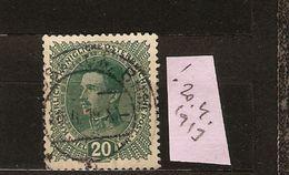 Austria Stamp Used In 1919 ... P205 - Tchécoslovaquie