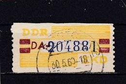DDR, Dienst: ZKD Nr.25-DA, Gest. (T 2906) - [6] Repubblica Democratica