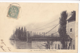 Glandieu (01) - Environs - Le Pont D'Evieu - France