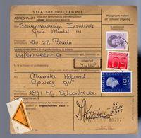 Adreskaart REBOURS Sigarenmagazijn (Cigars) Breda (BJ10) - Periodo 1980 - ... (Beatrix)