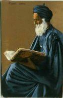 AFRICA - LIBYA - TRIPOLI - JEWISH RABBI - EDIT LEHNERT & LANDROCK 1920s (2550) - Libia