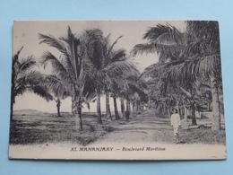 MANANJARY Boulevard MARITIME ( XI - J. Venot ) Anno 19?? ( Zie Foto ) ! - Madagascar