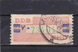 DDR, Dienst: ZKD Nr.27-V, Gest. (T 2923) - Dienstpost