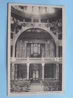 Cathédrale De DAKAR La Tribune Et Les Orgues ( J. Le Marigny ) Anno 19?? ( Zie Foto ) ! - Sénégal