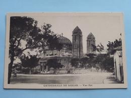 Cathédrale De DAKAR Vue EST ( J. Le Marigny ) Anno 19?? ( Zie Foto ) ! - Sénégal