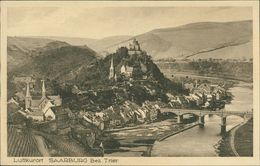 AK Saarburg, Gesamtansicht, Ca. 1920er Jahre (29428) - Saarburg