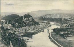 AK Saarburg, Gesamtansicht, O Um 1907 (29430) - Saarburg