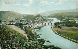 AK Saarburg, Gesamtansicht, O 1917 (29432) - Saarburg